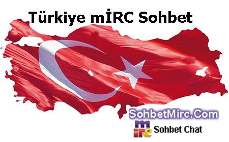 Türkiye miRC Sohbet